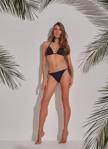Morhipo Beach Kaplı Bikini Siyah